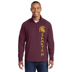 CLEARANCE - Sport-Wick Stretch Adult 1/2-Zip Pullover (Unisex)